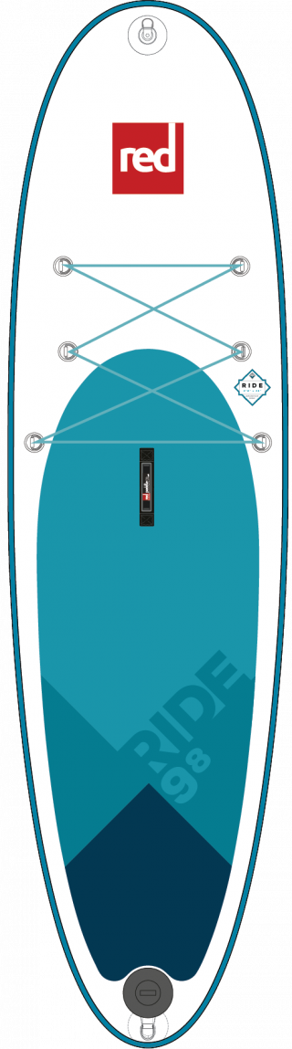 2019 Red Paddle Co. Ride 9