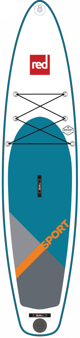2019 Red Paddle Co. Sport 11