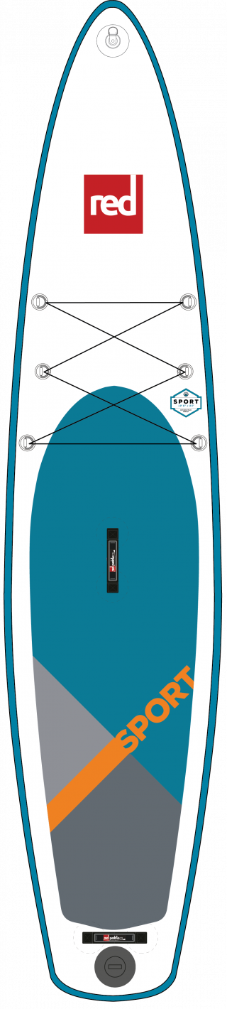 2019 Red Paddle Co. Sport 12