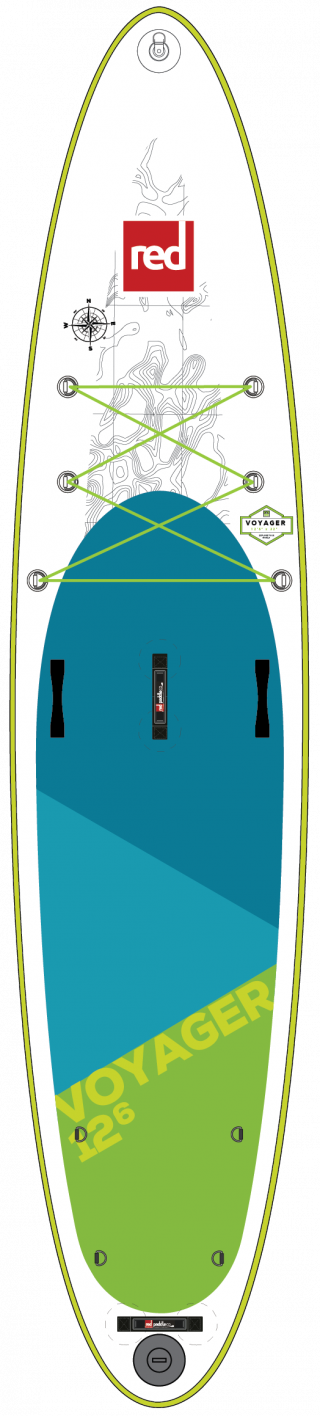 2019 Red Paddle Co. Voyager 12