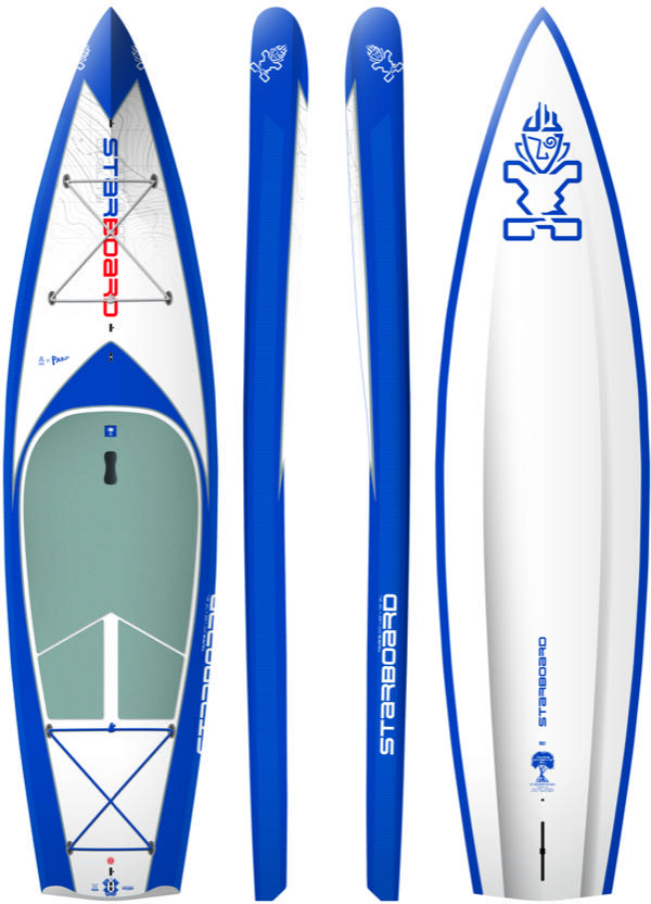 2018 Starboard Touring 10