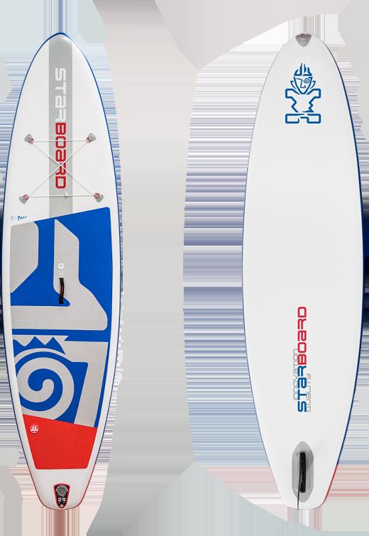 2019 Starboard iGO 10ft 8in x 33in x 5.5in Inflatable Zen Lite Image
