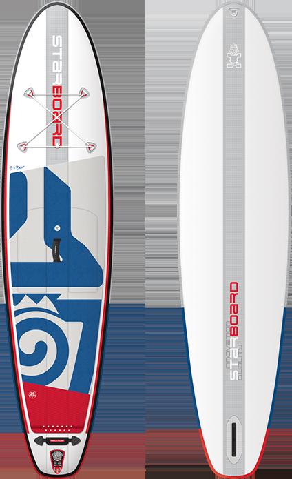2019 Starboard iGO 11ft 2in x 32in x 5.5in Inflatable Zen Image