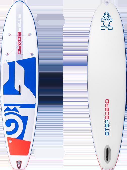 2019 Starboard iGO 11ft 2in x 32in x 5.5in Inflatable Zen Lite Image