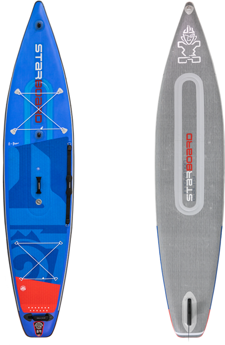 2019 Starboard Touring 11ft 6in x 29in x 6in Inflatable Deluxe Image