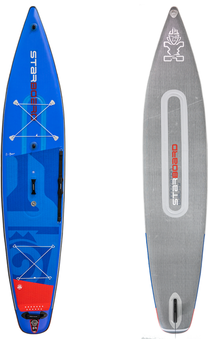 2019 Starboard Touring 12ft 6in x 30in x 6in Inflatable Deluxe Image