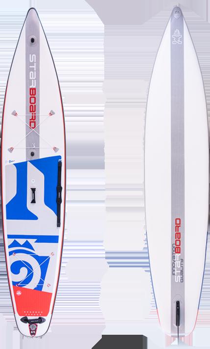 2019 Starboard SUPWind Touring 12ft 6inx30in Inflatable Zen Image