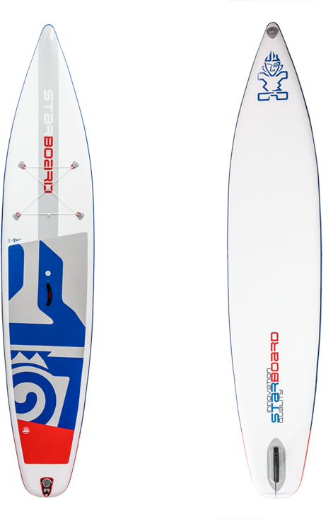 2019 Starboard Touring 12ft 6in x 30in x 6in Inflatable Zen Lite Image
