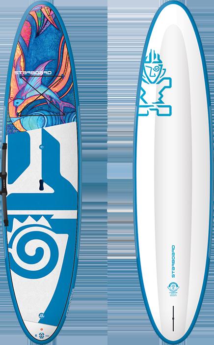2019 Starboard GO 11ft 2in x 28in Starlite Wave Image